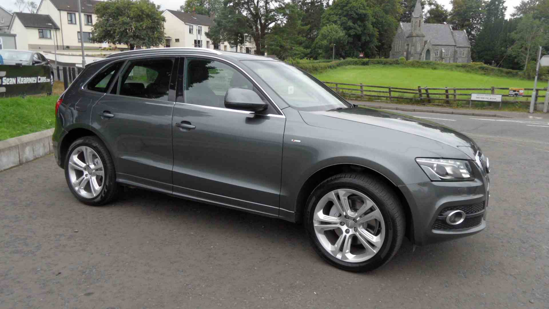 One of the best driving Q5's on the market, full Audi hi One of the best driving Q5's on the market, full Audi  story up to 100k, exceptionally clean, and the sought after V6 3.0 TDi 240BHP, call Sean on 07970936458 or 02879401371 for more information and to arrange a test drive